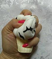 Мягкая игрушка - антистресс SQUISHY  мороженое гигант сквиши  !!Большие РАЗМЕРИ ХИТ!!