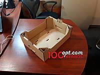 Ящик облегченный для персика тара
