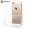 Cafele прозрачный силиконовый чехол для Apple iPhone5/5S/SE, фото 2
