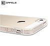 Чехол Cafele прозрачный силиконовый для Apple iPhone5/5S/SE (IPH5), фото 4