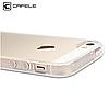Cafele прозрачный силиконовый чехол для Apple iPhone5/5S/SE, фото 4