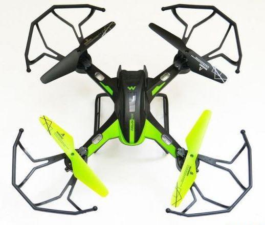 Квадрокоптер CH202 c WiFi и HD камерой