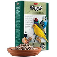 Padovan Biogrit 700г минерально-витаминная подкормка для птиц