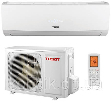 Кондиционер Tosot Smart GS-09DW Inverter, фото 2