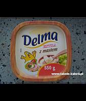 Маргарина экстра с маслом Delma 550гр
