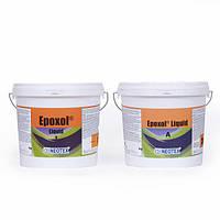 Защита бетонных полов эпоксидкой  EPOXOL LIQUID, 3+3 кг