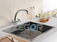 Смеситель для кухни    Zegor DTZ4-B, фото 1