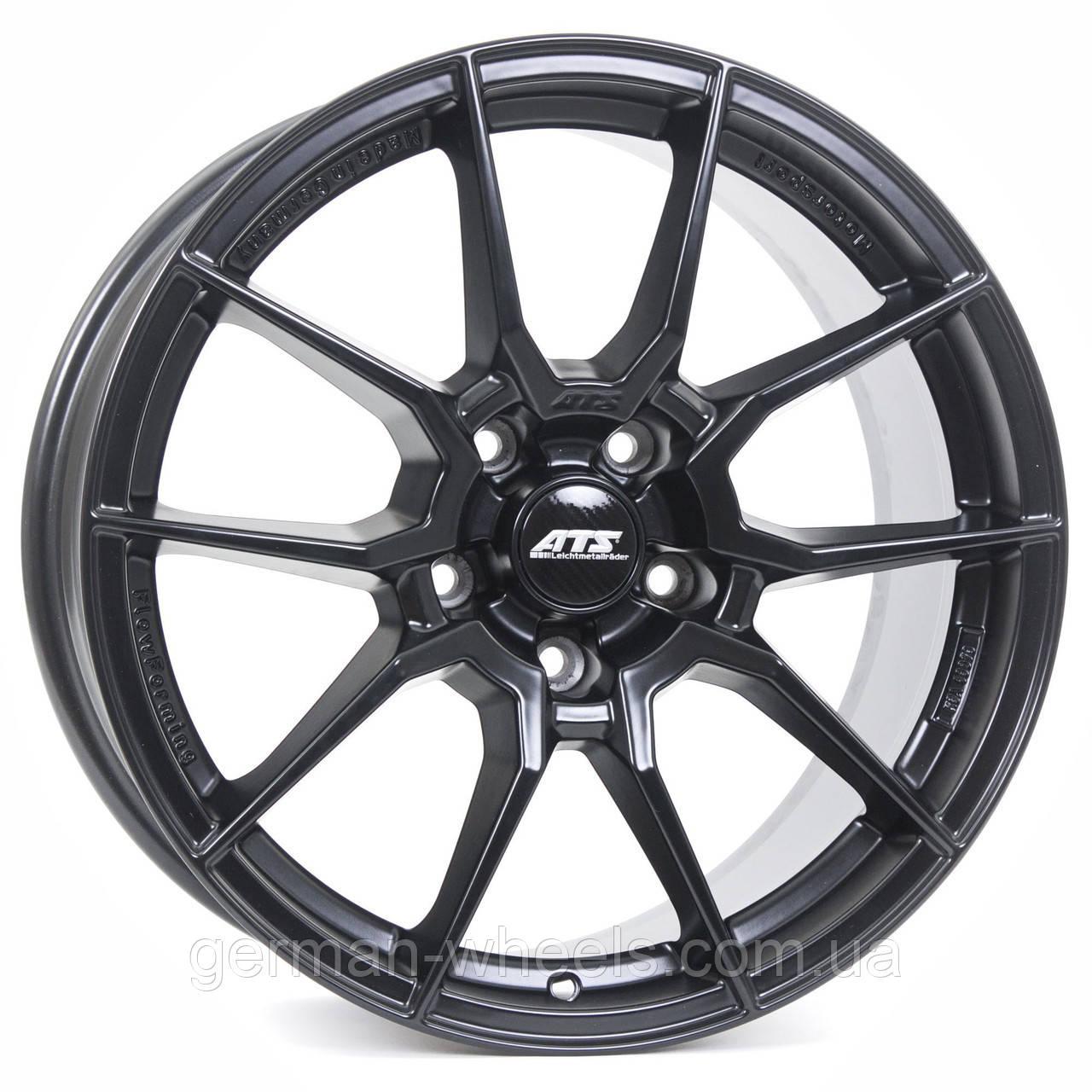 """Диски ATS (АТС) модель RACELIGHT цвет Racing-black параметры 11.0J x 19"""" 5 x 112 ET 30"""