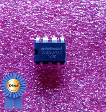 Мікросхема Winbond W25Q32 W25Q32BV 25Q32BVAIG, фото 2