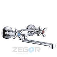 Смеситель для кухни      Zegor DTZ12-B, фото 1