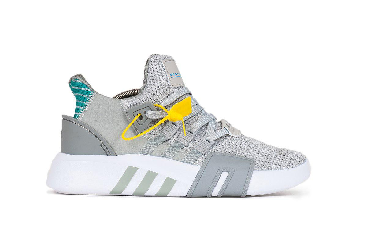 Мужские кроссовки Adidas EQT BASK, топ реплика