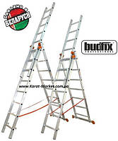 Лестница универсальная 1407 Budfix 3х7