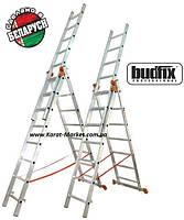 Лестница универсальная 1408 Budfix 3х8