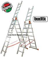 Лестница универсальная 1410 Budfix 3х10