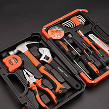 Універсальний набір інструменту для будинку 18 пр. Harden Tools 511018