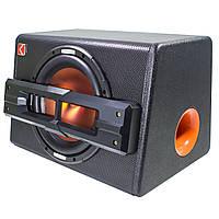 ϞСабвуфер KUERL K-1030APR максимальная мощность звука 1200 (Вт) в автомобиль с дополнительным усилителем