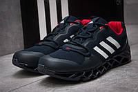 Кроссовки мужские Adidas Terrex, темно-синие (13593),  [   42 43 44 45  ]
