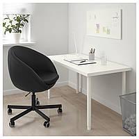 Офисное кресло SKRUVSTA черное