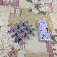 Перегородка для конфет / 150х150х30 мм / 16 ячеек / Маленьк / печать-Магнол / лк / цв, фото 1