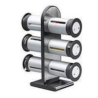Набір контейнерів для спецій Zevgo Magnetic Spice Stand, фото 1