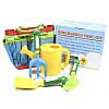 ☀Набор для садовника ZHENJIE КТ-906 Жабка детская игрушка для детей и игры в песочнице, фото 2
