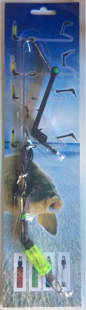 Индикатор поклевки (свингер) с подключением на блистере