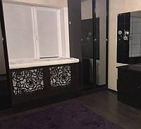"""Интерьерная перегородка """"Розы"""", декоративные панели, деревянные ширмы, резные экраны"""