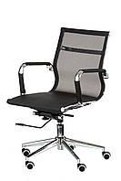 Кресло офисное Solano 3 mеsh black E4848, фото 1