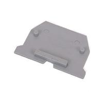 Торцевая заглушка RSA 4 A серая (B631211)