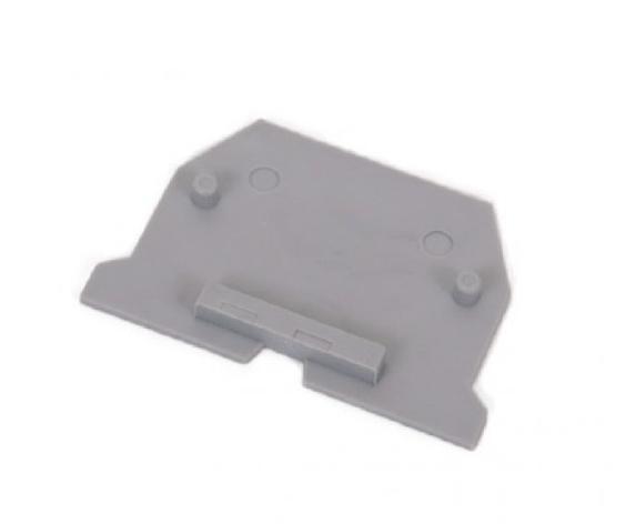 Торцевая заглушка RSA 4 A серая (B631211), фото 2