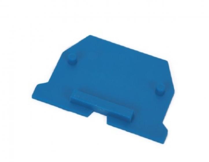 Торцевая заглушка RSA 4 A синяя (B631131)