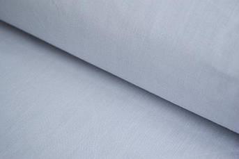 Польская хлопковая ткань светло-серая 160 см