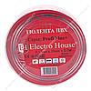 Изолента ПВХ Electro House 18x0, 15мм 17 м белая