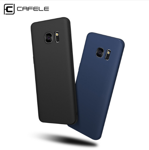 Cafele матовый ТПУ чехол для Samsung Galaxy S7 / S7 Edge ультра-тонкий 0.6мм