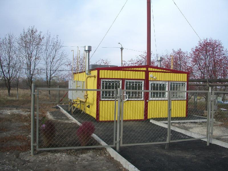 Газовая транспортабельная котельная 1,5 МВт КМ2-1500-Т/Гм КОЛВИ 650 г. Днепропетровск ул. Труда,22