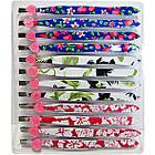 Пинцеты Металлические Цветные Ровные Упаковкой 12 шт. , фото 3