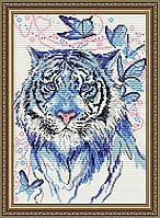 AT3024. Тигр синий