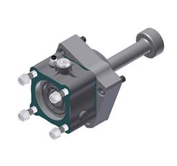 Коробка відбору потужності (КОМ) МАЗ ЯМЗ-239 ISO 280303 BEZARES