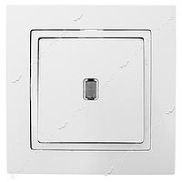 Выключатель Bylectrica Уют С1 10-866 с подсветкой