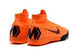 Сороконожки Nike MercurialX Vapor XII Elite Turf, фото 5