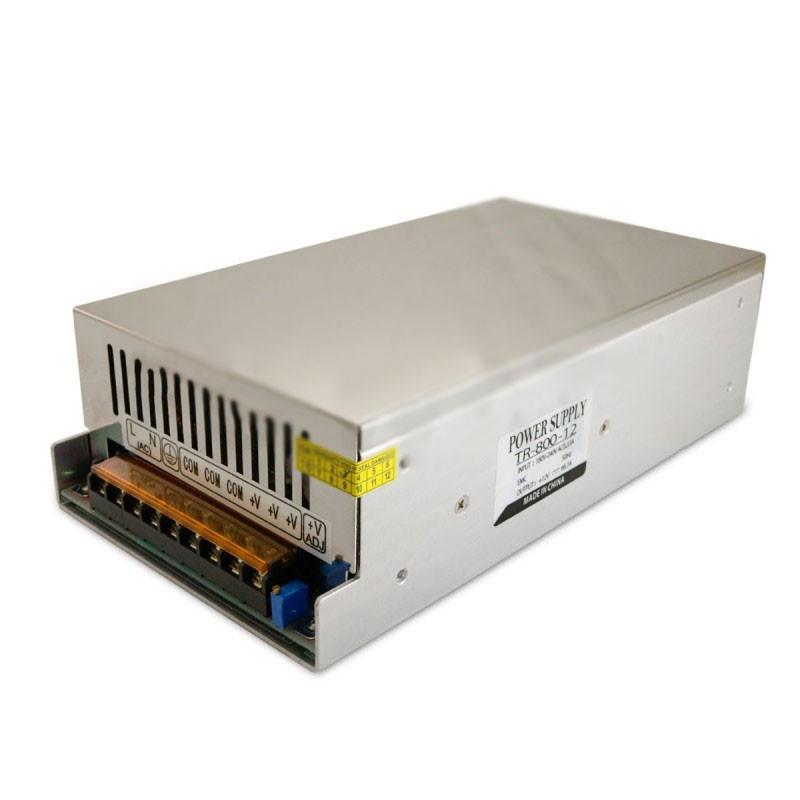 Блок питания Biom 800W 66.7A 12V IP20 TR-800-12
