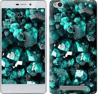 """Чехол на Xiaomi Redmi 3 Кристаллы 2 """"3674c-97-328"""""""