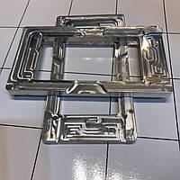 Форма металлическая для iPhone 4 для фиксации комплекта дисплей + тачскрин при склеивании