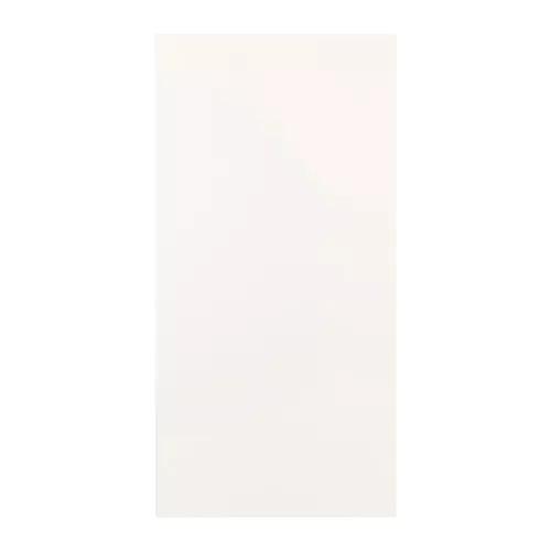 Дверца с петлями IKEA FONNES 60x120 см белая 392.417.63