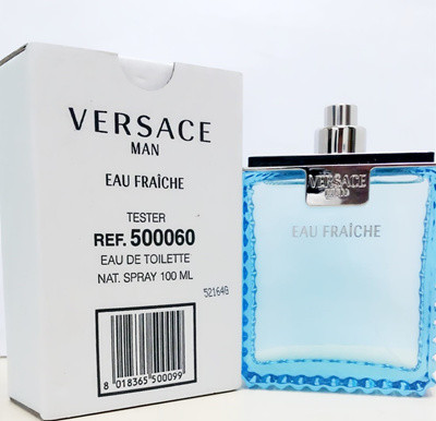 Духи, туалетная вода Versace Man Eau Fraiche 100 ml TESTER