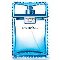 Лицензионная туалетная вода для мужчин  Versace Man Eau Fraiche 100 ml TESTER