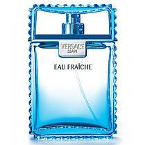 Духи, туалетная вода Versace Man Eau Fraiche 100 ml TESTER , фото 3