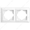 Рамка двухместная Gunsan Visage G VS 2811141