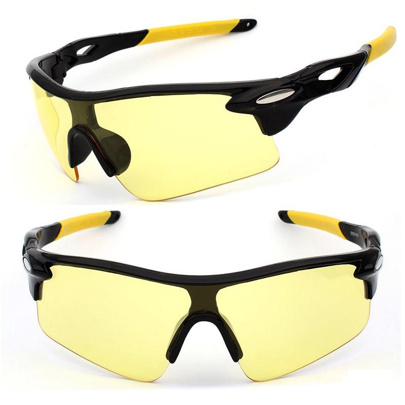 Очки спортивные желтые тактические антифары велосипедные спортивные YY MD 022083a62b122