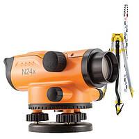 Комплект оптического нивелира Nivel System N24x, фото 1